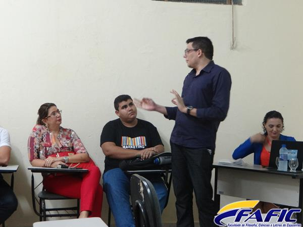 Curso de Marketing participa de Oficina de Coaching